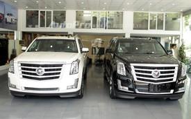 "Mục sở thị cặp đôi ""hắc bạch"" Cadillac Escalade ESV Premium 2015"