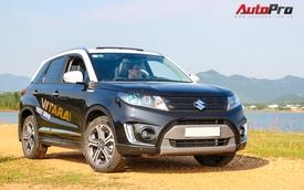 Suzuki Vitara 2015: Xe Hàn hãy coi chừng!