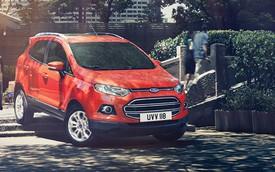 Ford Ecosport – SUV đô thị cỡ nhỏ thú vị