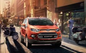 Ford công bố doanh số tháng 2, Ecosport bán chạy nhất
