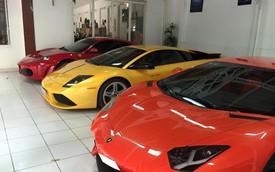 Lộ diện 3 garage siêu xe kín tiếng nhất Việt Nam