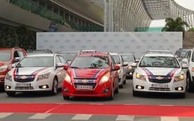 Cơ hội trải nghiệm 5 mẫu xe Chevrolet