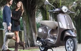 Vespa Primavera - giữ nguyên chất Ý lịch lãm, thêm chút thực dụng cho người Việt