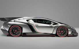 Điểm danh 10 chiếc xe đắt nhất trên thế giới