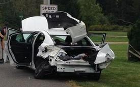 Làm sao để sống sót khi bị tai nạn ô tô
