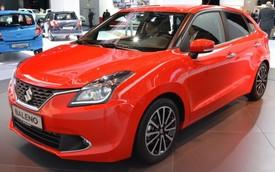 Ảnh sống Suzuki Baleno, hatchback thay thế Suzuki Swift