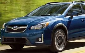 Ngắm trước bản Subaru XV nâng cấp