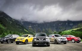 Nissan sử dụng các ca khúc của Mariah Carey để kiểm tra độ bền của xe