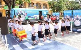 Hành trình An toàn đến trường cùng Michelin