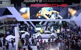 Hơn 200 xe sang được bán ra ngay tại triển lãm VIMS 2015