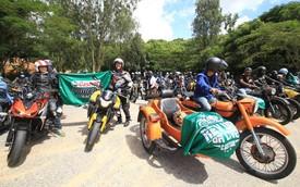 Nhóm Biker chinh phục những cung đường đẹp nhất Việt Nam