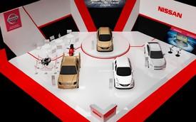 """Nissan sẽ mang """"át chủ bài"""" đến Triển lãm Ô tô Việt Nam 2015"""