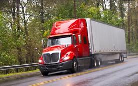 Vì sao xe tải có 18 bánh xe ?
