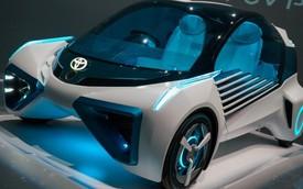 Toyota FCV Plus – Mẫu xe lý tưởng khi… mất điện