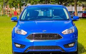 """Xe """"hot"""" Ford Focus chính thức ra mắt đầu tháng 12 ở Việt Nam"""