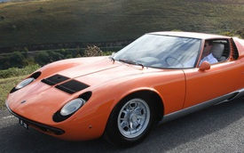 "Cơ hội mua Lamborghini Miura trong ""The Italian Job"""