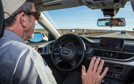 5 việc bạn không cần động tay và vẫn phải làm với xe tự lái