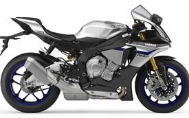 Yamaha R1S - Bản đặc biệt của R1, sử dụng gắp đơn?