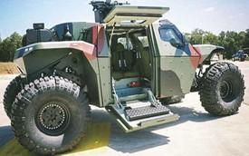 Combat Guard - Ứng viên tiềm năng để thay thế xe Humvee