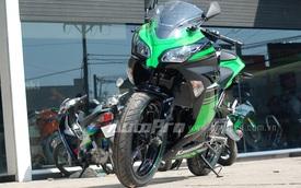 Kawasaki Ninja 300 ABS chính hãng gây sốc với giá 149 triệu Đồng
