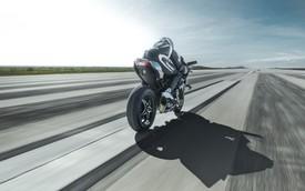 Kawasaki Ninja H2R đạt vận tốc kỷ lục 357 km/h