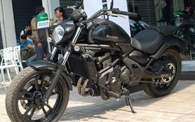 Kawasaki Vulcan S ra mắt khách hàng Việt, giá từ 239 triệu Đồng