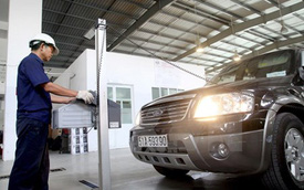 Không bắt buộc nộp phí thử nghiệm tiêu thụ nhiên liệu