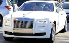 "Em gái cô Kim ""siêu vòng ba"" tậu Rolls-Royce Ghost Series II"