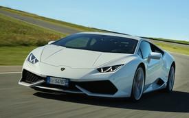Lamborghini lập kỷ lục doanh số mới trong năm 2014
