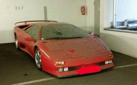 """Xót xa hàng độc Lamborghini Diablo SE30 bị """"hắt hủi"""""""