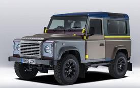 Xe việt dã Land Rover Defender độc nhất vô nhị