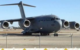 Chiếc máy bay vận tải quân sự Boeing C-17 cuối cùng xuất xưởng