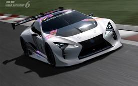Siêu xe đua Lexus LF-LC GT đẹp hơn concept gốc