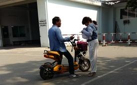 Đăng ký xe máy điện tại TP.HCM: Khó cho người ngoại tỉnh