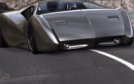 Siêu xe 1.700 mã lực, mạnh hơn Bugatti Veyron chuẩn bị ra mắt