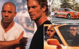 "Đấu giá xe của Paul Walker trong ""Fast and Furious"" 2001"