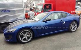 Lộ diện chủ nhân Maserati Granturismo MC Stradale vừa về Việt Nam
