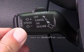 Lý do Cruise Control bỗng trở thành tính năng hot