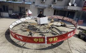 """Những phương tiện """"siêu dị"""" phát minh bởi dân thường Trung Quốc"""