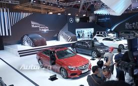 Tổng hợp các mẫu xe ra mắt tại triển lãm ôtô Việt Nam 2015