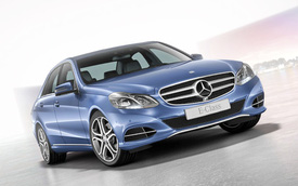 Mercedes giới thiệu bản nâng cấp E200 Edition E tại Việt Nam