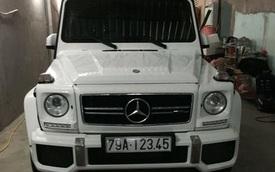 """Mercedes-Benz G63 AMG biển """"khủng"""" xuất hiện tại Nha Trang"""