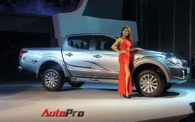 Mitsubishi Triton vừa ra mắt Việt Nam có gì khác bản Thái Lan
