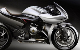 Suzuki sẽ ra mắt mô tô 600cc, tăng áp turbo