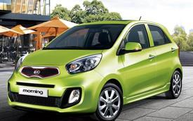 Kia Morning cải tiến nhẹ ra mắt trong tháng 6, giảm giá nhiều xe vào tháng 7
