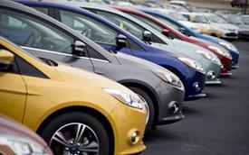Người Việt tăng mạnh mua sắm ô tô