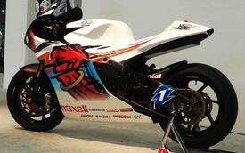 Lộ diện xe đua mới tham gia Isle of Man TT