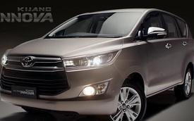 """Toyota Innova 2016 gây """"sốt"""" ở thị trường Indonesia"""