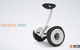 Ninebot mini: Xe điện 2 bánh tự cân bằng giá 7 triệu đồng của Xiaomi