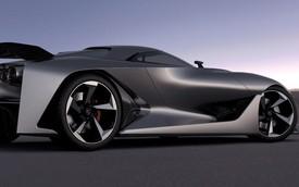 Nissan GT-R thế hệ mới sẽ là siêu xe hybrid